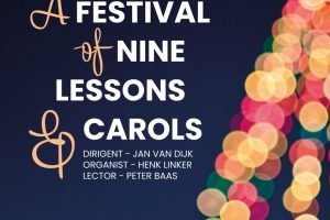 Capella Arnhem - A Festival of nine Lessons & Carols (1)